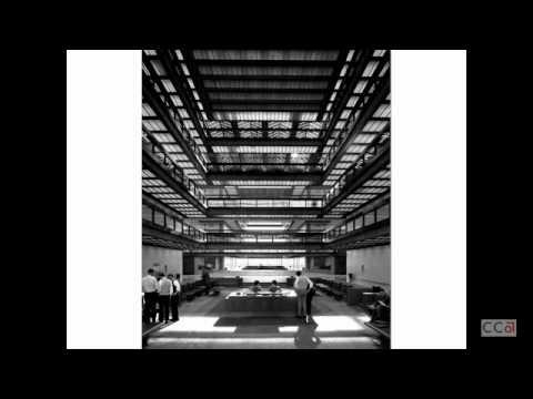 Lecture By Anthony Vidler: Towards An Other Architecture