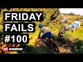 Cover image Friday Fails #100 - The Ultimate Compilation of the Best MTB Crashes