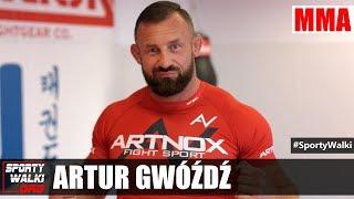 Artur Gwóźdź: Za szybko na walkę Janikowski-Materla ma KSW 45