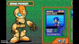 sonic battle part 4: sonic story boss, Knuckles