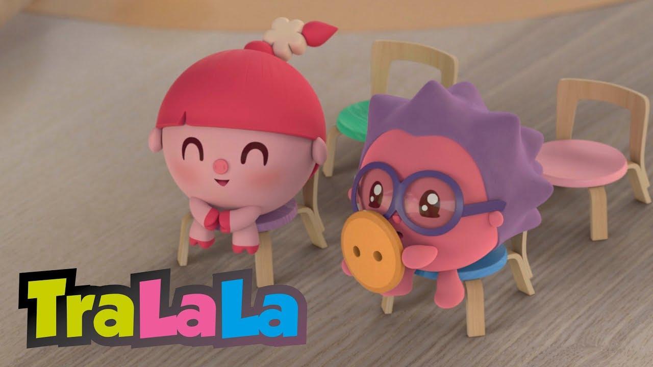 BabyRiki 60MIN (Transport) - Desene animate | TraLaLa