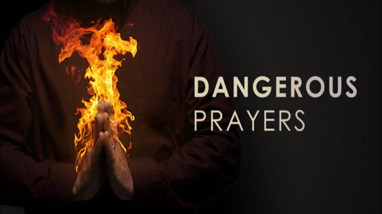 Series: Dangerous Prayers Week 1 - Search Me