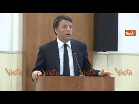 RENZI RICORDA NICOLA CALIPARI, L'AGENTE SEGRETO ITALIANO UCCISO IN IRAQ