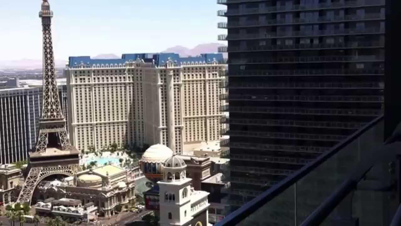 Cosmopolitan Las Vegas Terrace One Bedroom the cosmopolitan las vegas - terrace studio - room walkthrough