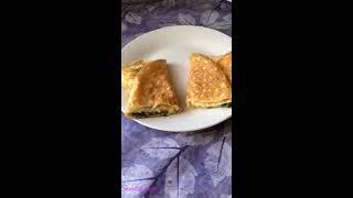 ПП завтрак 🍳 яичные блинчики🥰
