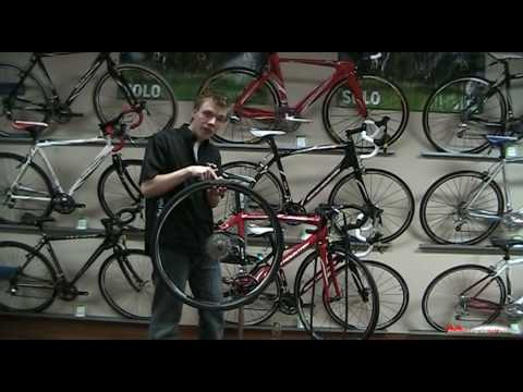 How to Change a Road Bicycle Tire & Flat Tube