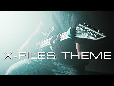 XFiles Theme  Rock