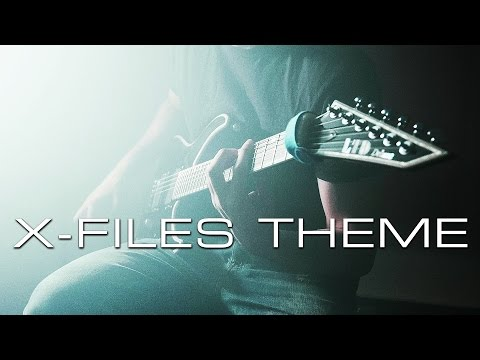X-Files Theme | Rock Cover