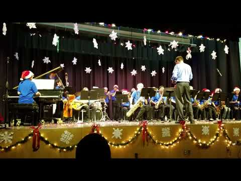 Dominion Middle School Winter Concert 2017- Jazz Band(1)