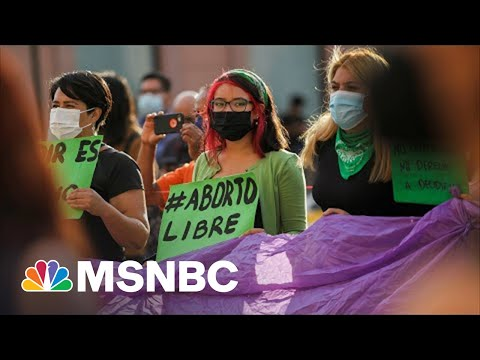 Mexico Supreme Court Strikes Down Abortion Ban In Contrast With Texas