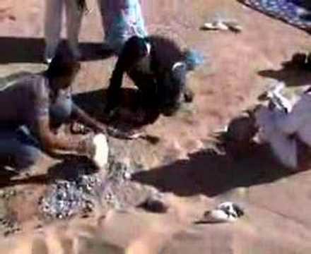 Pan de arena SAHARA