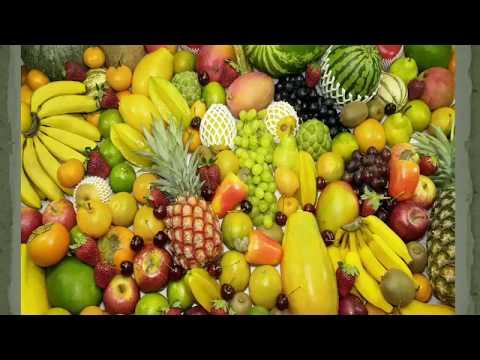 Learn Name of fruits (फळांची नावे) in Marathi