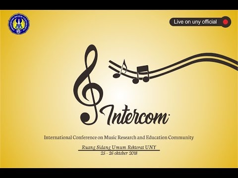 INTERCOME 2018 (International Conference on Music Research and  Education Community)