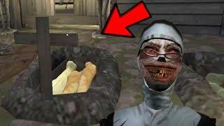 ¿DESCUBRO A LOS NIÑOS ATRAPADOS EN LAS TUMBAS DE LA MONJA? - Evil Nun (Horror Game)