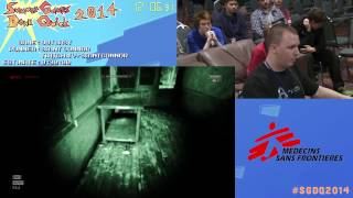 Summer Games Done Quick 2014 - Part 73 - Outlast