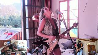 """Grace Potter - """"Nothing But The Water/Foxy Lady"""" (Jimi Hendrix Cover) - Twilight Hour (5.25.20)"""