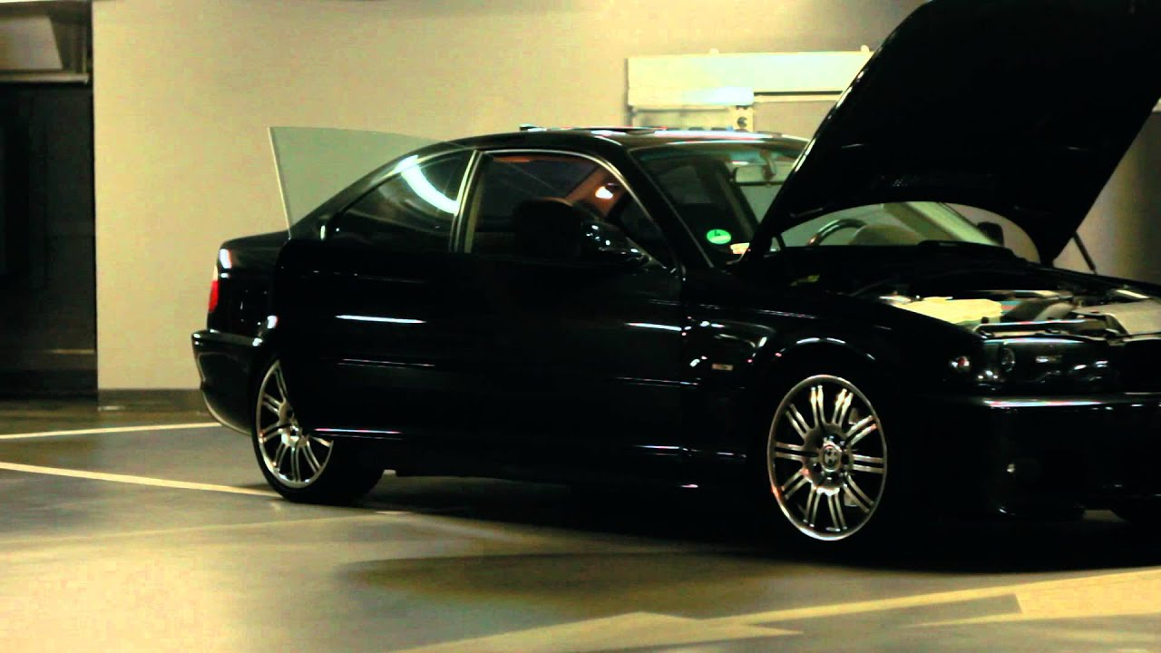 Bmw E46 328ci Black Bandit Ii Film Hd Youtube
