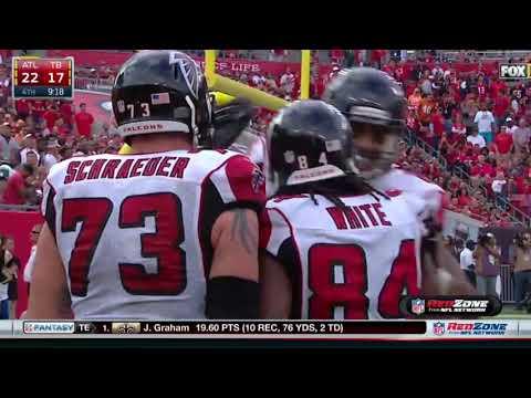 NFL RedZone Every Touchdown 2014 Week 10