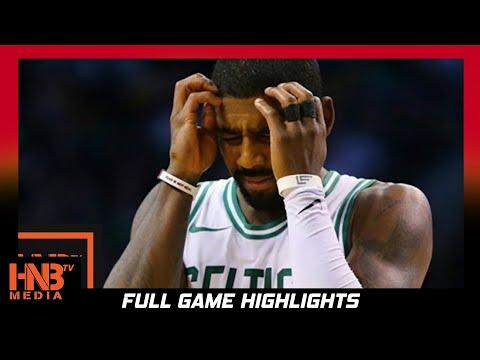 Boston Celtics vs Charlotte Hornets 1st Half Highlights / Week 4 / 2017 NBA Season
