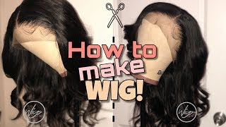 Download HOW TO MAKE A WIG!! | Hair Series: 2 Mp3 and Videos