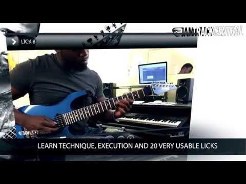 Al Joseph's 20 Progressive Metal Licks at jamtrackcentral.com | JamTrackCentral.com