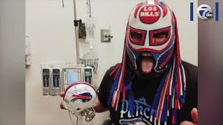 Bills super fan Pancho Billa dies after battle with cancer