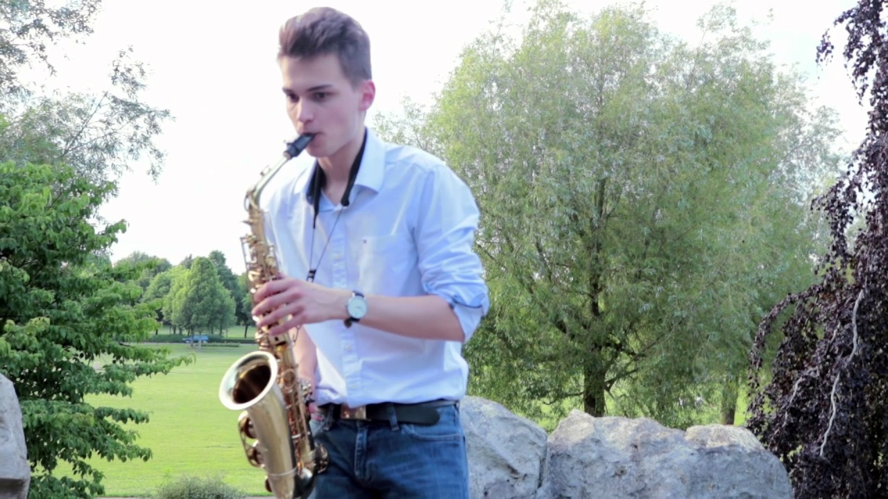 saxofon vidio HD