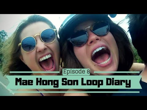How TO TRAVEL THAILAND SOLO - A Backpacking Vlog Series - Mae Hong Son Loop - #8  Fun in Pai