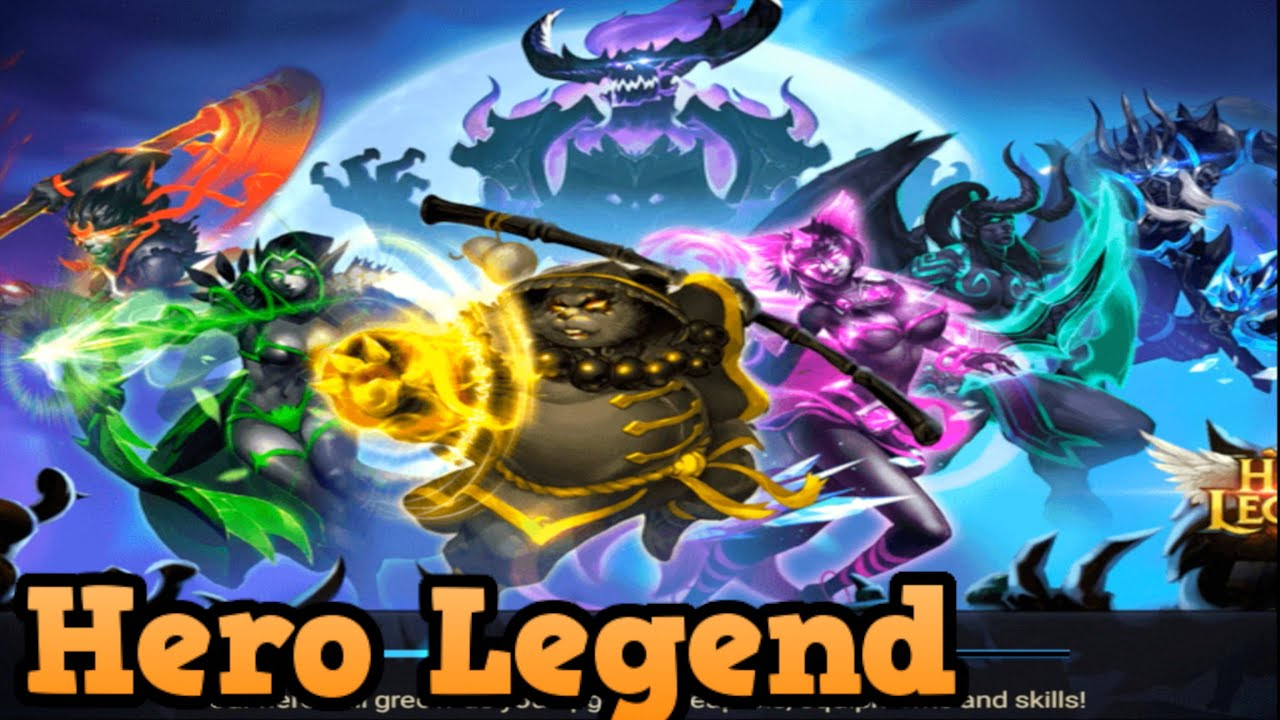 Image result for Hero Legend HD