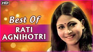 Happy Birthday Rati Agnihotri   Best Scenes Of Rati Agnihotri   Ek Duuje Ke Liye Hindi Movie