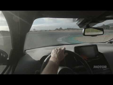 Toyota GR Yaris Estoril POV | MOTOR