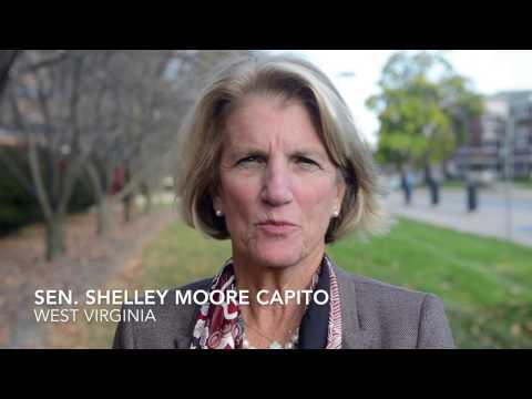 Senator Shelley Moore Capito Approves of Chuck Grassley