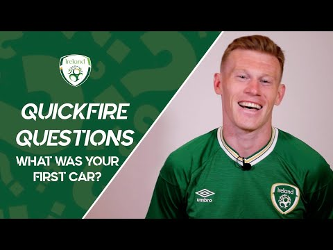 QUICKFIRE QUESTIONS | What was your first car?