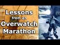Lessons from an Overwatch Marathon