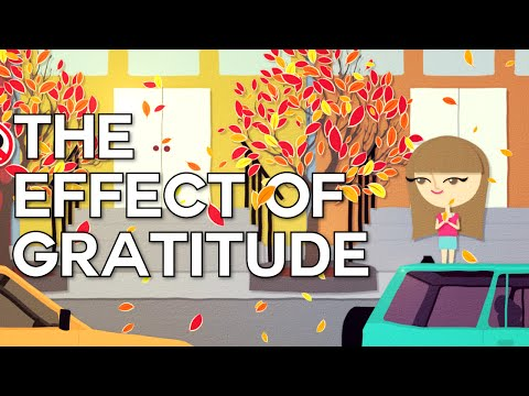 The Effect of Gratitude - Swedenborg and Life