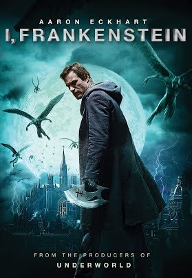 I Frankenstein 2014 BluRay 720p 380MB Dual Audio ( Hindi – English ) ESubs MKV