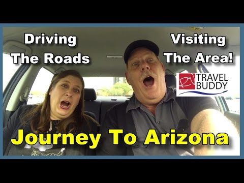 Tour and Drive In Mesa & Chandler Arizona | Journey To Arizona, Day 5,6 & 7 | RV Travel Quest