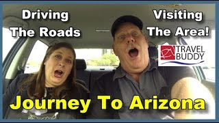 Tour and Drive In Mesa & Chandler Arizona   Journey To Arizona, Day 5,6 & 7   RV Travel Quest