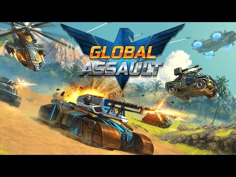 Global Assault Android GamePlay Trailer (1080p)