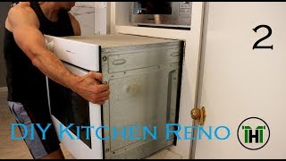 Replacing A Wall Mounted Oven (Kitchen Renovation Part 2)