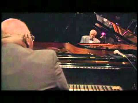 Oliver Jones and Oscar Peterson - Just Friends - Live at the Montreal Jazz Festival