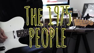 People // The 1975 // guitar cover tab