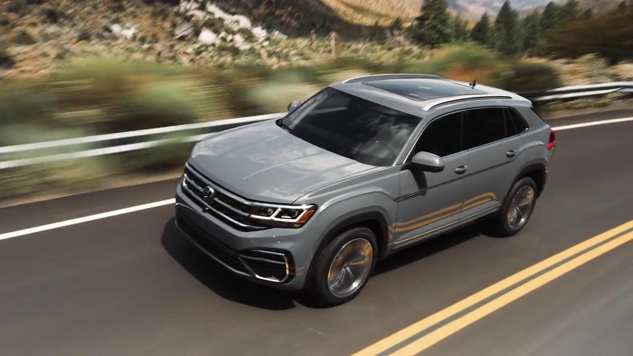 2020 Volkswagen Atlas Cross Sport Fewer Rows More Style Steve Hammes
