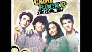 Camp rock 2 final jam final sound:Tear It down (Camp Star) Lyrics download link