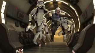 «Звёздные войны- Повстанцы» (Star Wars Rebels 2014) - Трейлер[Saint Sound]