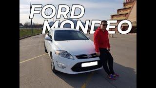 Ford Mondeo 4 Тест драйв Ford Mondeo 4 2011.  Обзор авто от STAS Texnar
