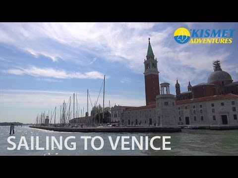 Sailing to Venice HD - Apr 2014