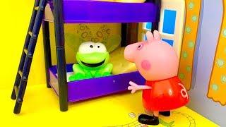 Bajka Świnka Peppa po Polsku ☺️ Georga nowa zabawka  Peppa Pig Toys