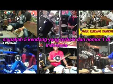 5 Kendang Terbaik Di Indonesia