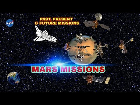 Mars Missions : Past and Future Missions | NASA